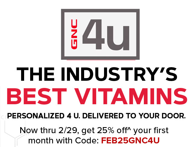 The industry's best vitamins